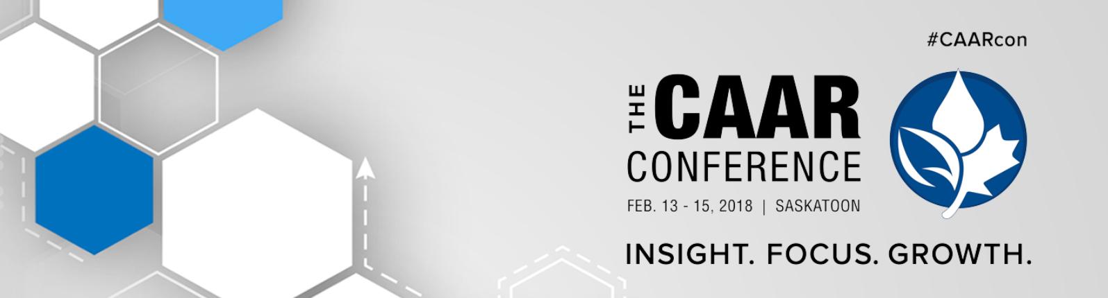 CAAR Conference 2018