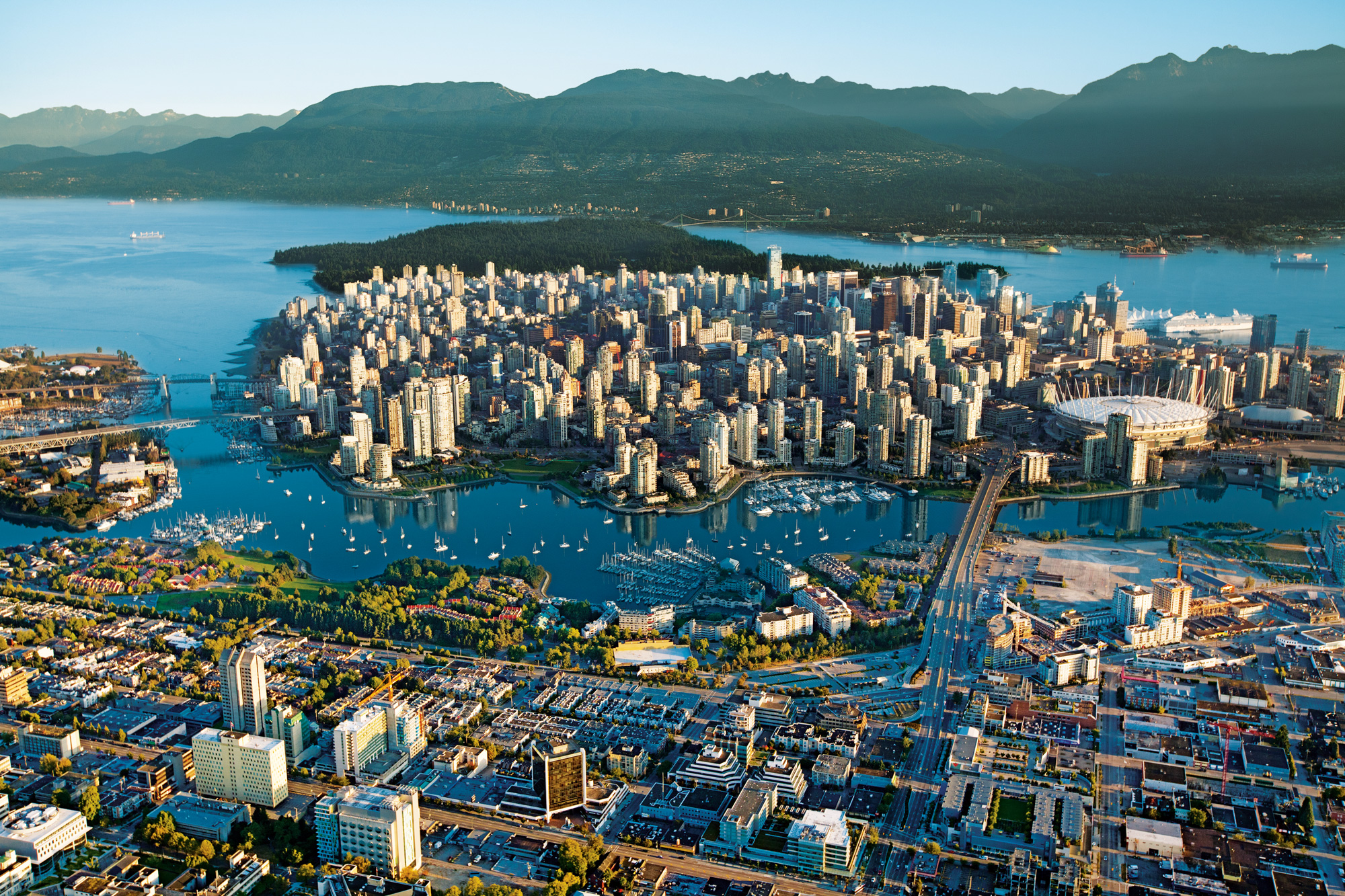 Vancouver-Aerial-2011-1